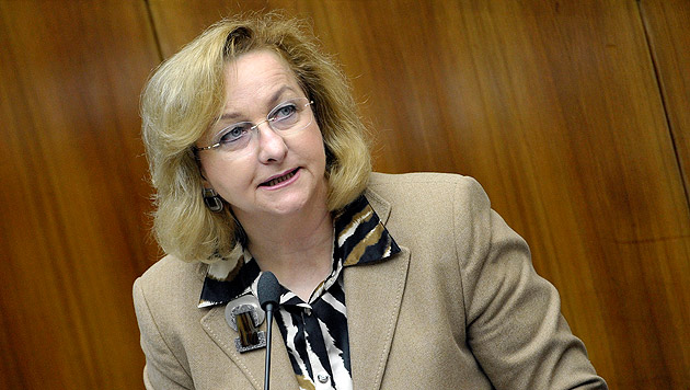 Fekter will auch im Wahljahr auf Sparkurs bleiben (Bild: dapd)