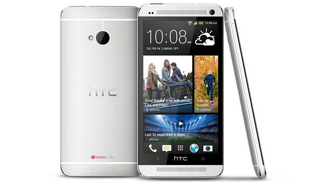 HTC One verspätet sich wegen Lieferengpässen (Bild: HTC)