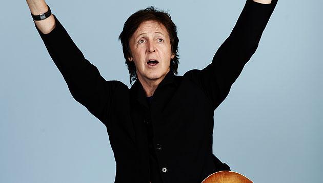"""Krone"" holt Beatle Paul McCartney nach Österreich (Bild: Mary McCartney)"