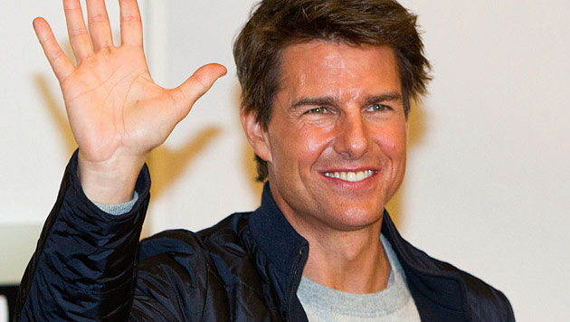 "Tom Cruise sagt Ja zu ""Mission: Impossible 5"" (Bild: EPA)"