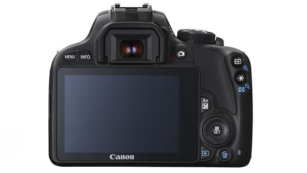 EOS 100D: Canon stellt Spiegelreflex-Winzling vor (Bild: Canon)