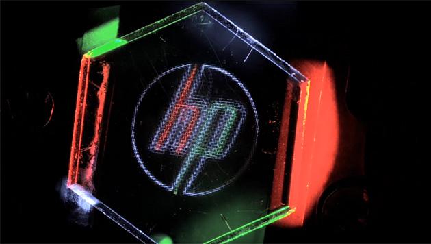 Neuartiger 3D-Bildschirm von HP für mobile Geräte (Bild: Screenshot YouTube)