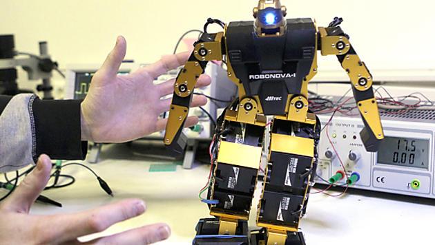 Robo-Wettbewerb geht am Samstag in die zehnte Runde (Bild: APA)