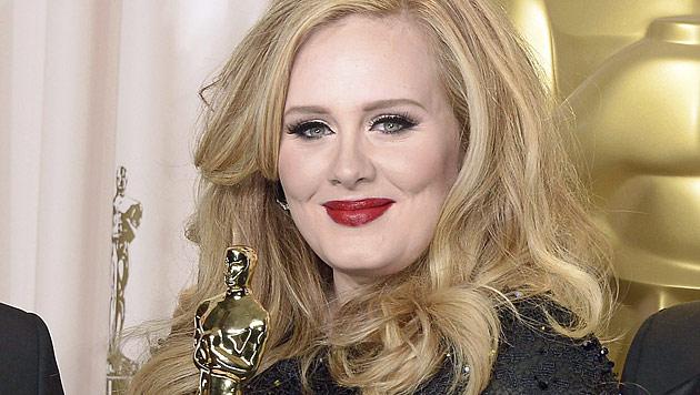Sängerin Adele plant angeblich heimliche Hochzeit (Bild: EPA)