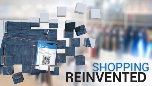 High-Tech-Store in den USA zeigt Shopping-Zukunft (Bild: Screenshot hointer.com)