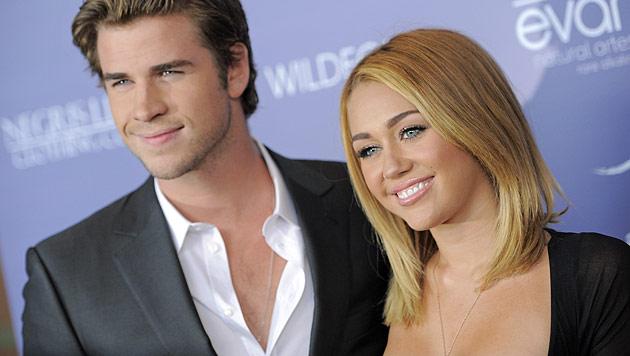 Liam Hemsworth: Freunde raten zur Trennung von Cyrus (Bild: AP)
