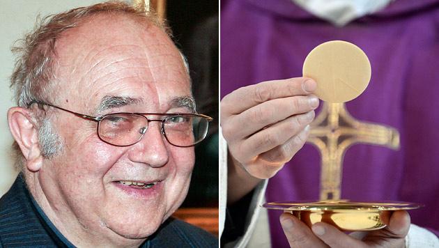 Stmk: Pfarrer darf zu Ostern keine Predigt halten (Bild: APA/DI�ZESE GRAZ-SECKAU/GERD NEUHOLD, APA/HANS KLAUS TECHT)