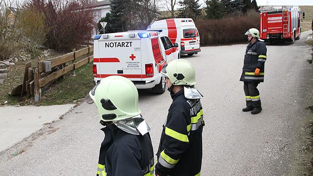 Großmutter rettet Enkerl und Sohn vor dem Ersticken (Bild: Matthias Lauber)