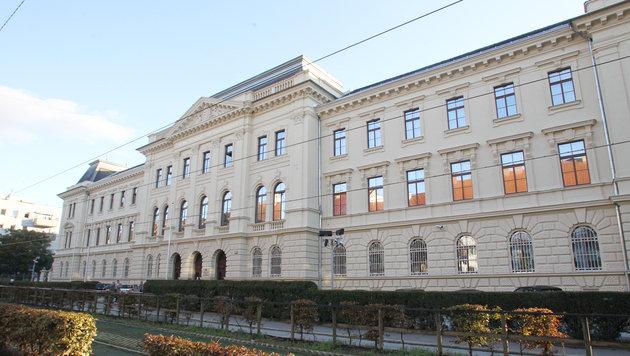 Das Landesgericht für Strafsachen in Graz (Bild: JÜRGEN RADSPIELER)