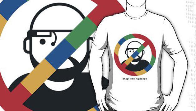 Initiative macht gegen Googles Datenbrille mobil (Bild: stopthecyborgs.org)