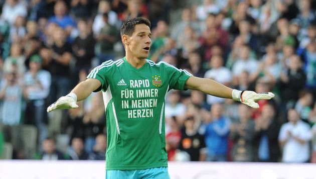 Rapid: Das Trainerteam um Damir Canadi steht fest! (Bild: APA/HERBERT PFARRHOFER)