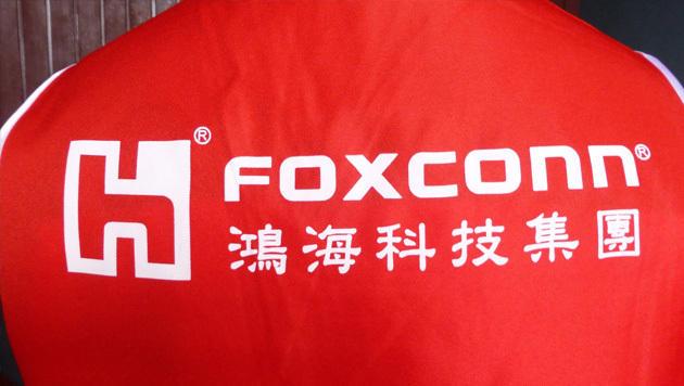 Foxconn-Arbeiter arbeiten länger als in China erlaubt (Bild: EPA)