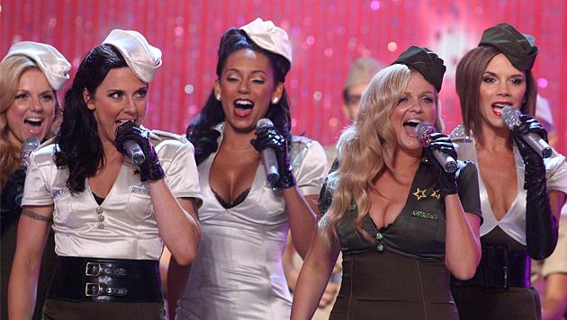 Spice Girls suchen Nachfolgerin für Victoria Beckham (Bild: AFP)