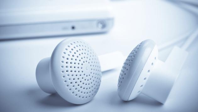 Apple patentiert Ohrhörer mit Fitness-Sensoren (Bild: photos.com)