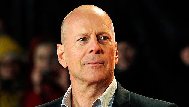Bruce Willis möchte gerne James-Bond-Bösewicht spielen (Bild: EPA)