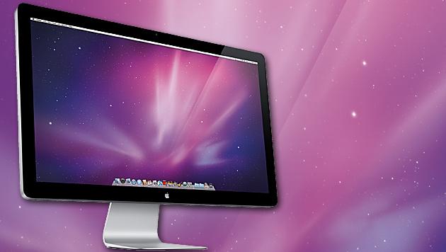 Erster Fernseher von Apple angeblich mit 4K-Auflösung (Bild: Apple, krone.at-Grafik)