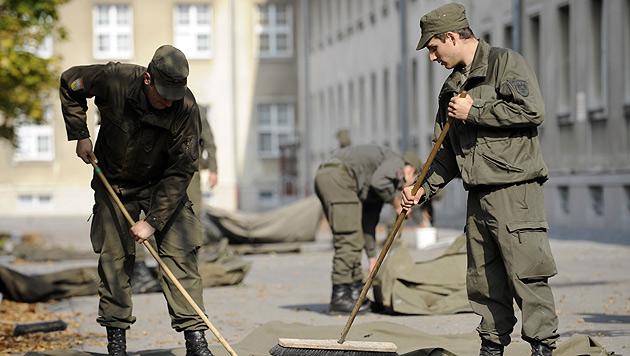 Milizverband hofft mit Doskozil auf Neubeginn (Bild: APA/ROLAND SCHLAGER)