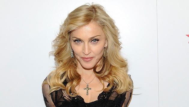 Madonna verschafft den Achselhaaren ein Comeback (Bild: AP)