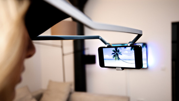 """headflat"" soll Google Glass Konkurrenz machen (Bild: Headflat.com)"