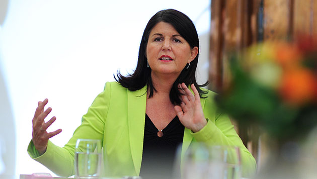 Burgstaller will trotz Skandal Nummer eins verteidigen (Bild: APA/Barbara Gindl)