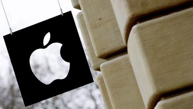 Apple bleibt vor Google wertvollste Marke der Welt (Bild: EPA)