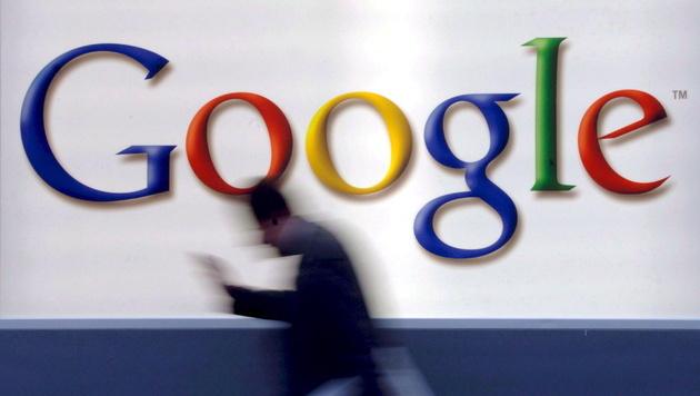 Google startet mit Geldregen ins Geschäftsjahr (Bild: EPA)