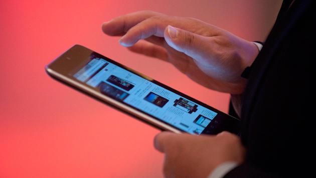 Googles Nexus-7-Nachfolger soll im Juli erscheinen (Bild: EPA)