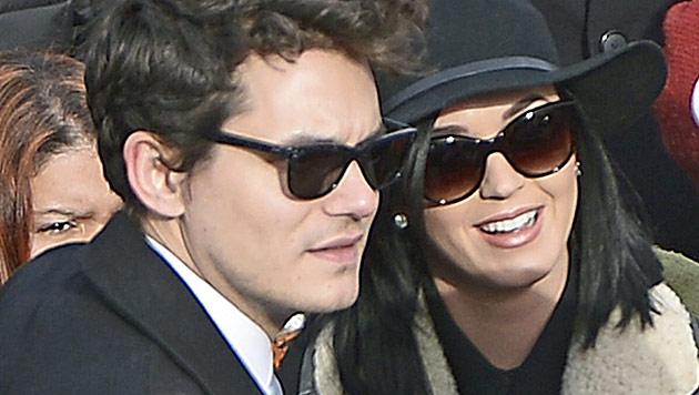 John Mayer bestätigt Trennung von Katy Perry (Bild: EPA)