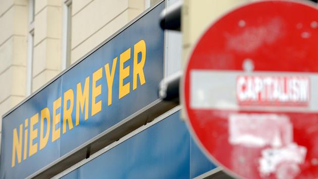 Niedermeyer-Pleite: Filialen schließen am 8. April (Bild: APA/Roland Schlager)