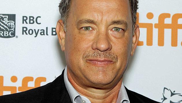 Tom Hanks leidet seit Jahren unter Diabetes (Bild: AP)