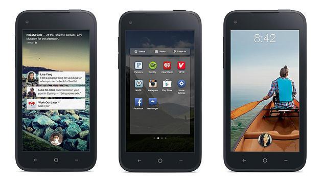 """Facebook Home"" soll Android-Geräte kapern (Bild: Facebook, krone.at-Grafik)"