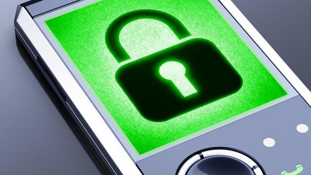 Jeder Dritte nutzt mobile Geräte ohne Passwort (Bild: thinkstockphotos.de)