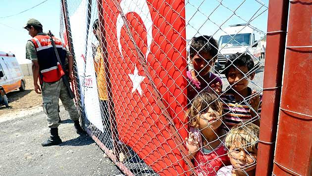 """""""Kein EU-Beitritt der T�rkei unter Erdogan"""" (Bild: EPA)"""