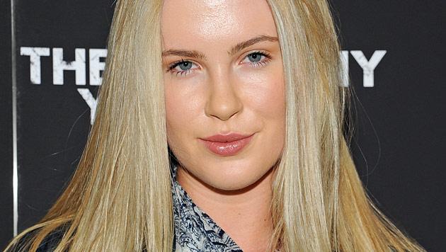 Alec Baldwins sexy Tochter Ireland feiert Model-Debüt (Bild: AP)