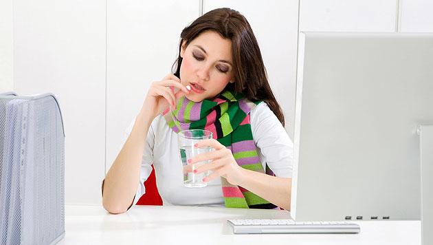 Kein Krankenstand: Linzer Firma vergibt Bonus an Gesunde (Bild: © 2011 Photos.com, a division of Getty Images)