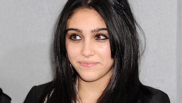 Madonnas Tochter Lourdes verliebt in Serien-Star? (Bild: EPA)