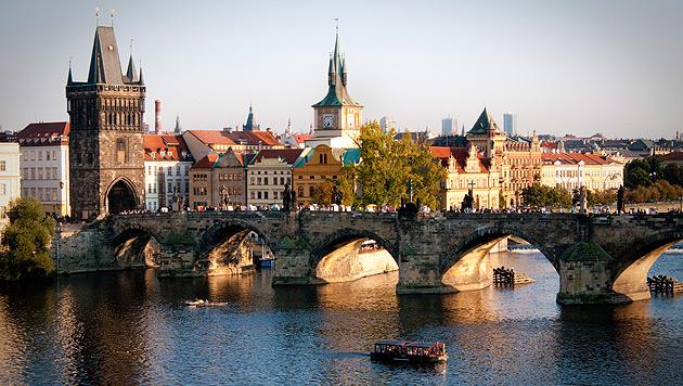 Prag: Ein schönes Wiedersehen mit der Goldenen Stadt (Bild: thinkstockphotos.de)