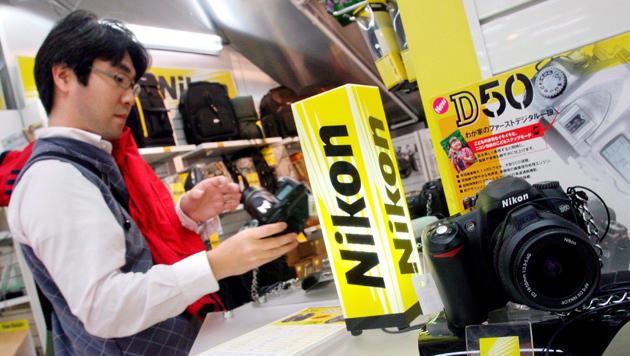 Tierschützer rufen zum Boykott von Nikon auf (Bild: EPA)