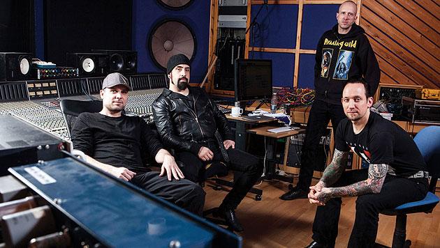Volbeat kommen mit neuem Album zum Nova Rock (Bild: Universal Music)