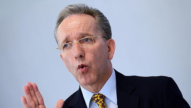 """""""Lockerung des Bankgeheimnisses vorstellbar"""" (Bild: APA/ROBERT JAEGER)"""