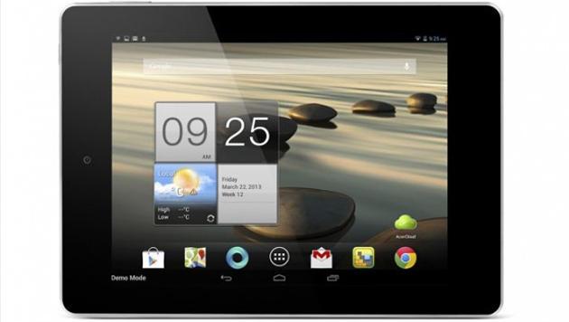 Konkurrenz für iPad mini: Acer bringt Acht-Zoll-Tablet (Bild: rueducommerce.fr)