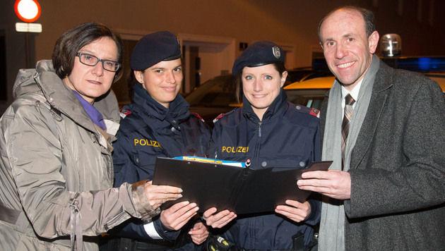Schwerpunktaktion gegen den illegalen Strich in Salzburg (Bild: Neumayr/Mike Vogl)