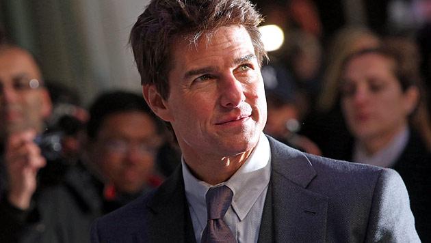 """Tom Cruise: """"Die Scheidung kam völlig unerwartet"""" (Bild: AP)"""