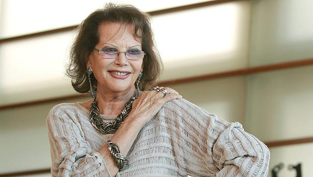 Italiens Filmdiva Claudia Cardinale wird 75 Jahre alt (Bild: EPA)