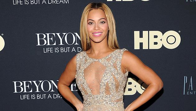 "Beyonce fühlte sich als Schwangere ""total fett"" (Bild: AP)"