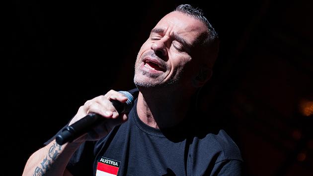 Eros Ramazzotti begeisterte in der Wiener Stadthalle (Bild: Andreas Graf)
