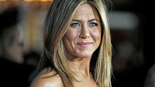 Jennifer Aniston missfiel Luxus-Hochzeit mit Pitt (Bild: AP)