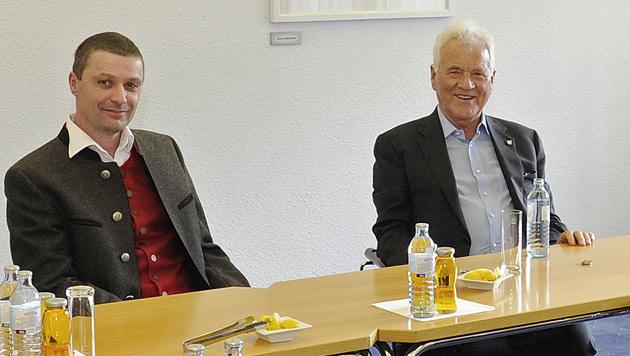 Stronach in T: Noch keine Entscheidung im Listen-Streit (Bild: APA/ROBERT PARIGGER)
