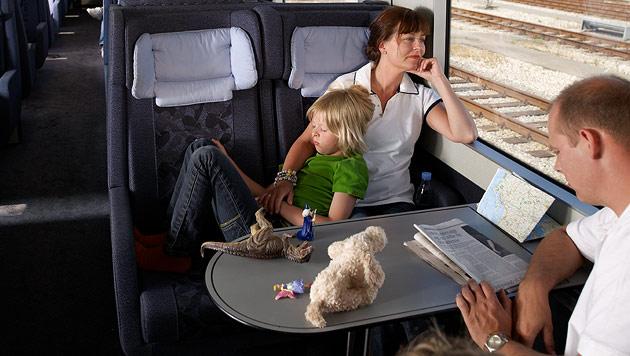 Tipps für die Urlaubsanreise per Bahn (Bild: thinkstockphotos.de)