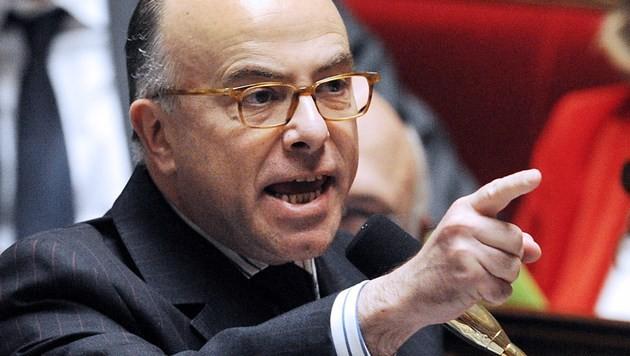 Frankreichs Innenminister Bernard Cazeneuve (Bild: AFP)
